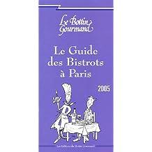 Le Guide des Bistrots à Paris
