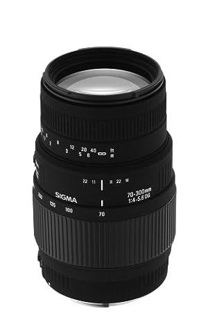 Sigma 70-300mm 4-5,6 DG MACRO Objektiv für Nikon