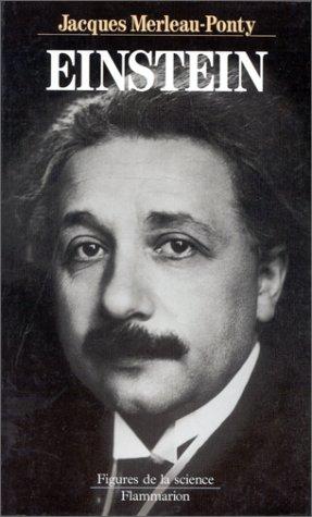 Einstein par Jacques Merleau-Ponty
