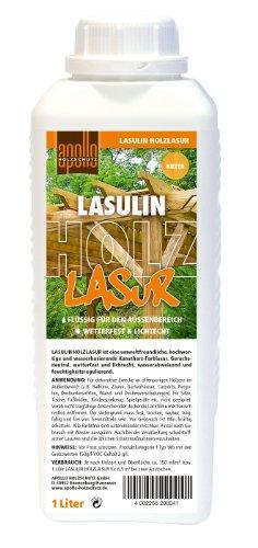 Lasulin Holzlasur, 1L Kiefer, Wetterfest