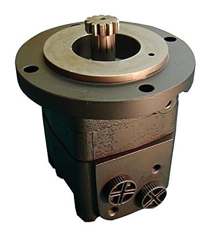 Moteur hydraulique (Moteur Hydraulic) cpmss–Version Courte (Short Version), engrenage planétaire ondes courtes pour culture sur ou Frein à lamelle (for ASSEMBLY with Gear Box, etc.)