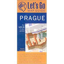 Let's Go Map Guide Prague (2nd Ed.) (Let's Go: Map Guides)