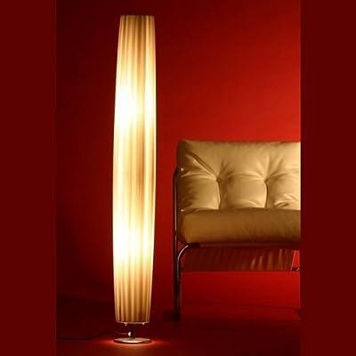 """RUNDE DESIGNER STEHLEUCHTE """"PARIS 120"""" rund von XTRADEFACTORY Stehlampe Bodenlampe von Kare bei Lampenhans.de"""