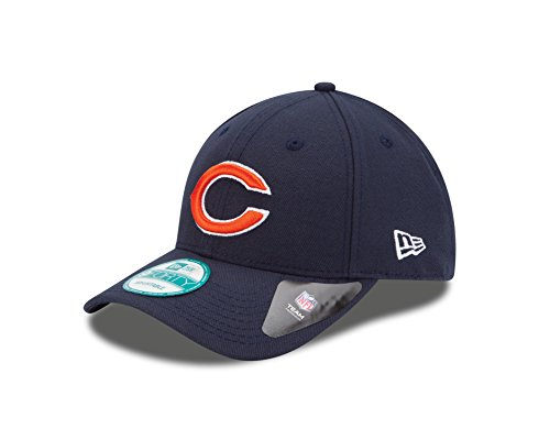 New Era Herren 9Forty Chicago Bears Kappe, Blau, OSFA