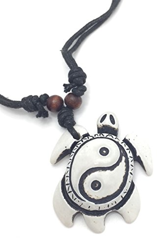 carved-yin-yang-turtle-necklace-surfer-white