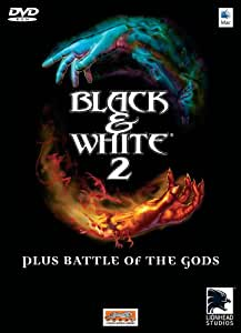 Black & White 2 - with Battle Of the Gods Expansion Pack (Mac DVD)