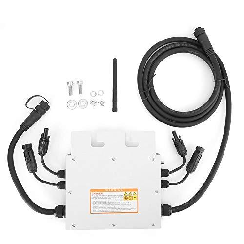 IP65 Wasserdichte 700 Watt Micro Solar Wechselrichter Konverter, SG600MD 120 V 230 V Grid Tie Wechselrichter Solar Grid Tie Wechselrichter Hybrid Solar Wechselrichter Solar Wechselrichter Grid Tie 2,4 -