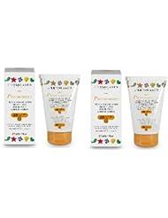 L'Erbolario–piccolosole Crème solaire Masque de protection pour le visage et pour le corps SPF30125ml–2...