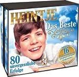Heintje - Das Beste - 80 unvergessliche Erfolge (4CD-Box)