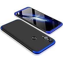 Neivi Funda Huawei P20 Lite, Carcasa Huawei P20/P20 Pro Funda 3 in 1