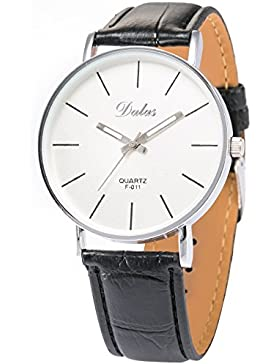 EASTPOLE Fashion Trendy Quarzuhr Armbanduhr Herrenuhr Damenuhr Jungen Uhr WAA186