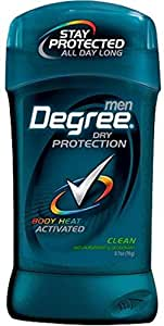 2 Pack - Degree Dry Protection Clean Stick Anti-Perspirant & Deodorant 2.70 oz
