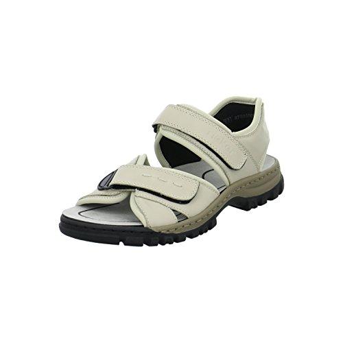 Rieker Schuh Gmbh 25089-60 Crema / Nero / Beige
