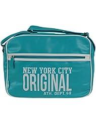 """SPOOKY 0402 Messenger Umhängetasche """"NEW YORK"""" L 37cmx27cmx12cm"""