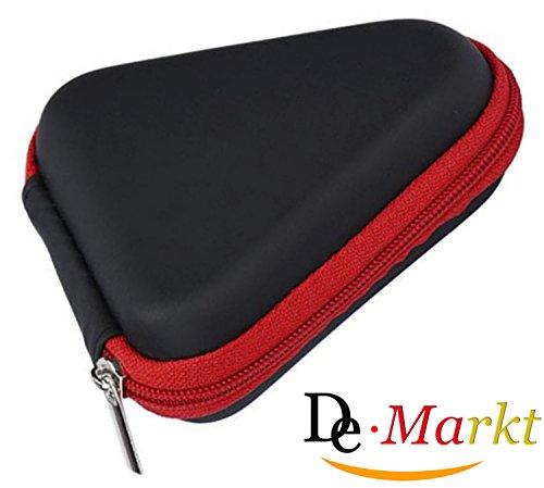 Preisvergleich Produktbild Demarkt Fidget Spinner Box Hand Spinner Box Staubdichtes Gehäuse für Handspinner Rot 9 * 3.5cm