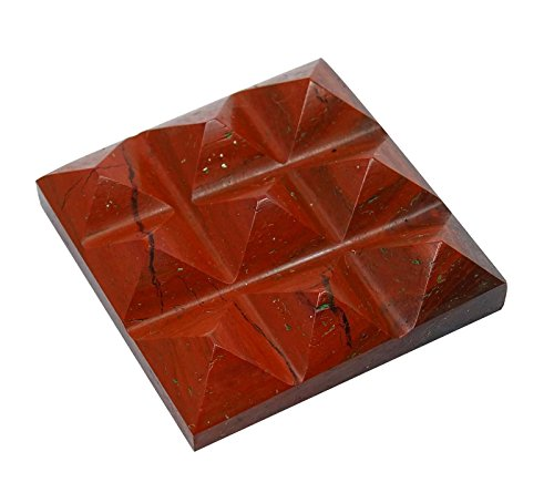 Harmonize 9 Pyramid Platte Reiki Stein Vastu Feng Shui-Energie-Generator Logo Generator