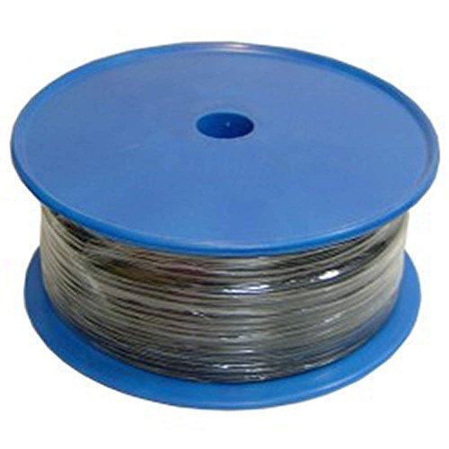 Cablematic Bobina de cable de audio estéreo 92 pF/m de 100 m