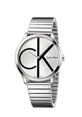 Calvin Klein Minimal K3M211Z6 Montre-Bracelet pour hommes Classique & Simple