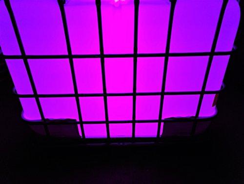 iter IBC Container Tank Beleuchtung Werbung zur Miete (Party Licht-mieten)