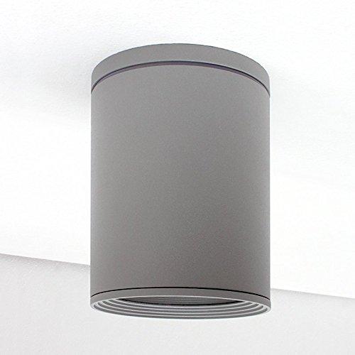 LED Leuchte Deckenleuchte LILY E27 FASSUNG IP54 Aussenleuchte Außenlampe Deckenstrahler Gartenleuchte Flurleuchte 230V - 3