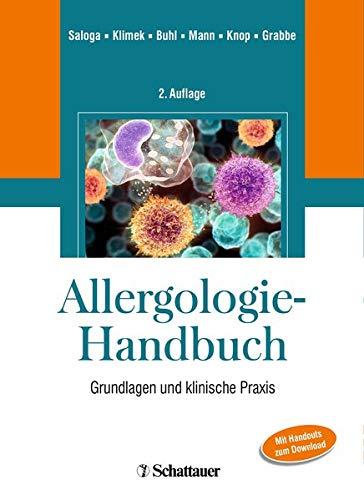 Allergologie-Handbuch: Grundlagen und klinische Praxis Mit Handouts zum Download