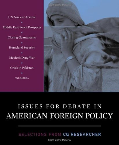 Issues for Debate in American Public Policy: Selections from CQ Researcher (2010-07-15)