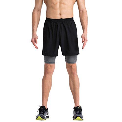 2-fitness-herren-laufhose-kurz-2-in-1-hose-grau-xl