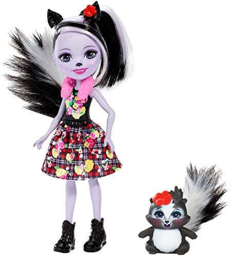 Enchantimals FXM72 Sage Skunk & Caper