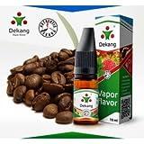 E-liquide Dekang CAFE 10ml sans nicotine ni tabac