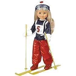 Nancy Quiero Ser Esquiadora