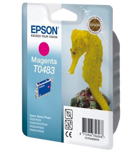 Epson T0483 Cartouche d'encre d'origine Magenta
