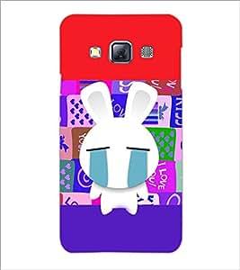 Printdhaba Cartoon D-3602 Back Case Cover For Samsung Galaxy A3