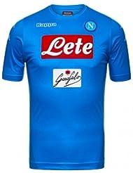 SSC Napoli camiseta casa, Kombat Extra 2017/18 Kappa