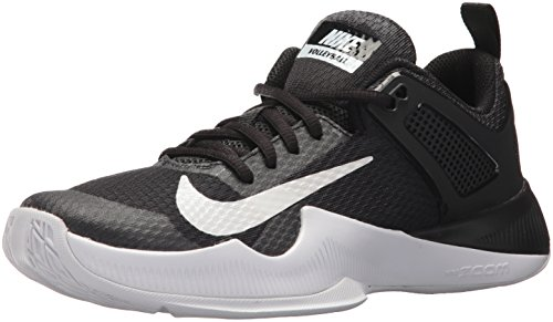 Black Zoom Womens Volleyball Shoes Eygowqp Air White Hyperace Nike DH2EYWI9