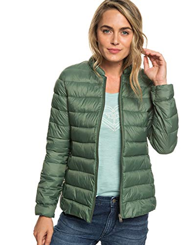 Roxy Endless Dreaming - Packable Lightweight Puffer Jacket - Frauen (Packable-frauen Puffer-jacke)