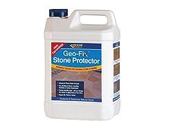 Everbuild EVBGEOSTONE1 1 Litre Geo-Fix Natural Stone Protector