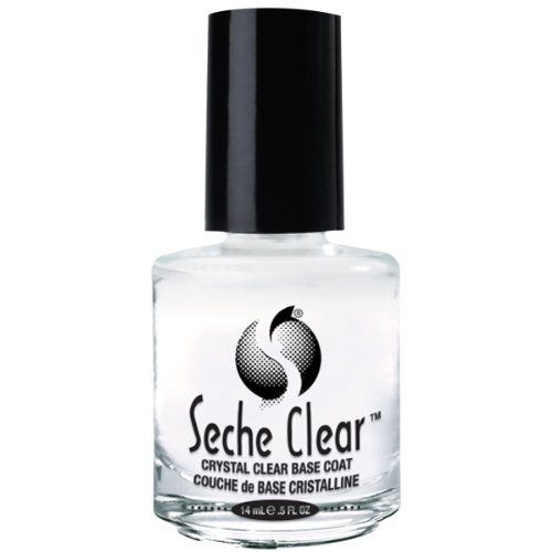 Seche Vite Crystal Clear Base Coat - 150 ml