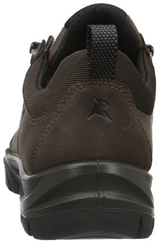 Ecco Xpedition Iii, Chaussures de Randonnée Basses Homme Marron (2178Mocha)