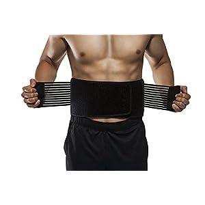 OrthoCare S – Rücken-aktivbandage Mann / Frau. ONE SIZE. Lage-Korrektor und Rehabilitation von Schmerzen und Verletzungen.