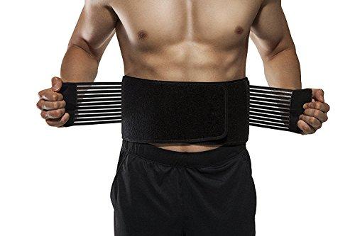 Foto de OrthoCare S - Faja lumbar hombre/mujer. TALLA ÚNICA. Corrector de postura y Rehabilitación de dolor y lesiones.