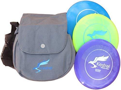 Kestrel Disc Golf Pro Set   3Disc Pro Pack Bundle + Sac  ...