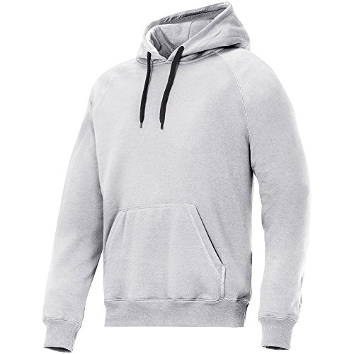 SNICKERS WORKWEAR 2800 - SUDADERA  UNISEX  COLOR GRIS  TALLA 5
