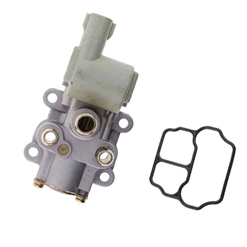 Uzinb Vehicle Car Idle Air Motor Control Valve for 93-97 Toyota Corolla Celica Replacement Accessory 22270-15010 -