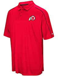 "Utah Utes NCAA ""Setter"" Men's Performance Polo shirt Chemise"
