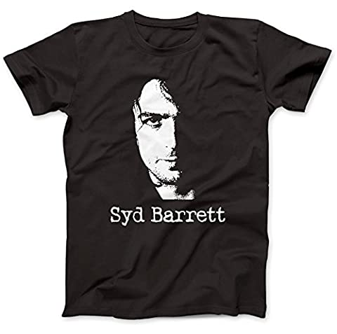 Inspired By Syd Barrett T-Shirt 100% Premium Cotton