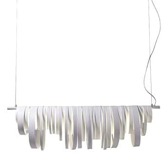 CIRCUS - Suspension Blanc | Suspension Forestier designé par Elise Fouin