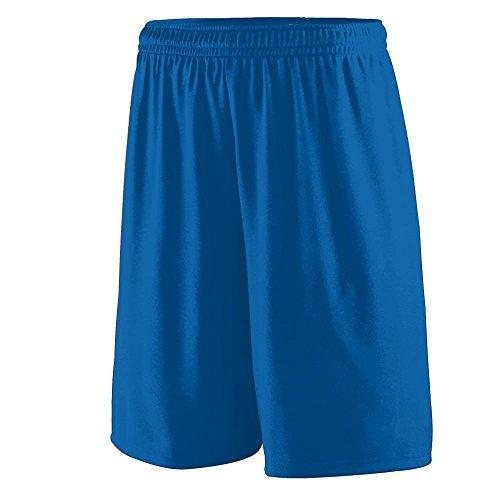 Augusta Sportswear mens training Short Royal
