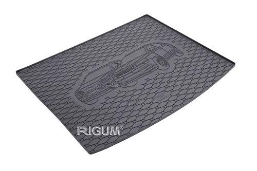 RIGUM Passgenaue Kofferraumwanne geeignet für SEAT Ateca 4x4 ab 2016 passen ideal