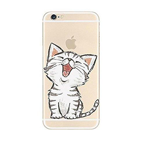 pacyerr-iphone-6-6s-custodia-cat-penguin-transparente-tpu-gel-protettivo-skin-shell-case-cover-per-a