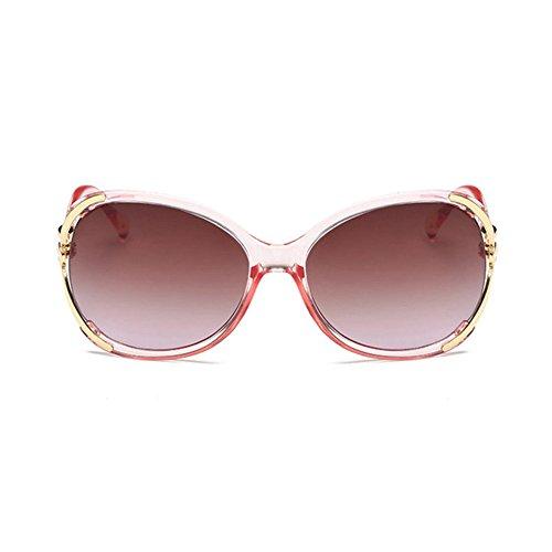 BiuTeFang Mode-Damen-Sonnenbrillen-Sonnenbrillen-Lock-Taste (Lock-box Home-taste,)